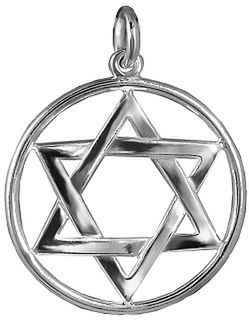 Framed Star of David
