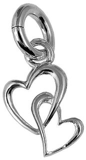 Mini Hearts Entwined