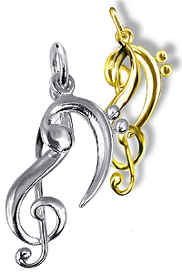 Music Base & Treble Clefs