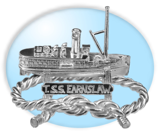 Earnslaw Steamship